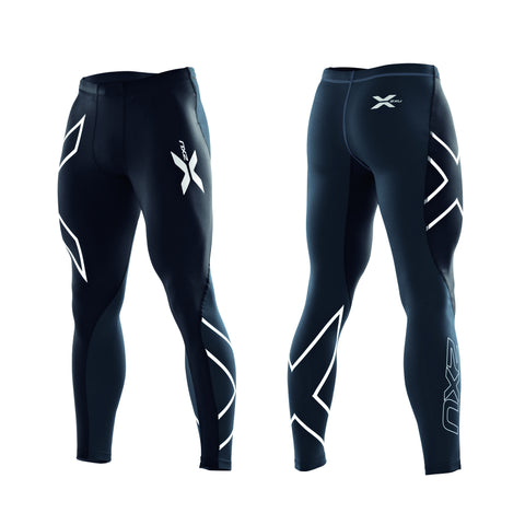 2XU Men's Elite Compression Tights - Racer Sportif