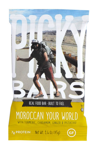 Picky Bars - Moroccan Your World