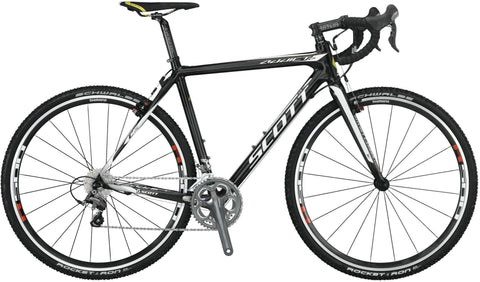 2014 Scott Addict CX Shimano Ultegra Groupset - 54cm
