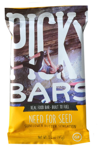Picky Bars - Need for Seed