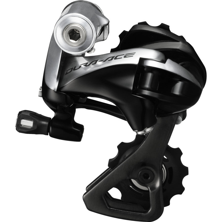 Shimano Dura Ace 9000 11 Speed Mechanical Rear Derailleur Short Cage - Racer Sportif