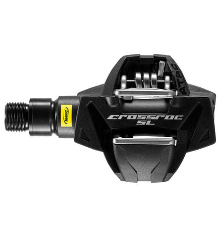 Mavic Crossroc SL MTB Clipless Pedals Steel Axle