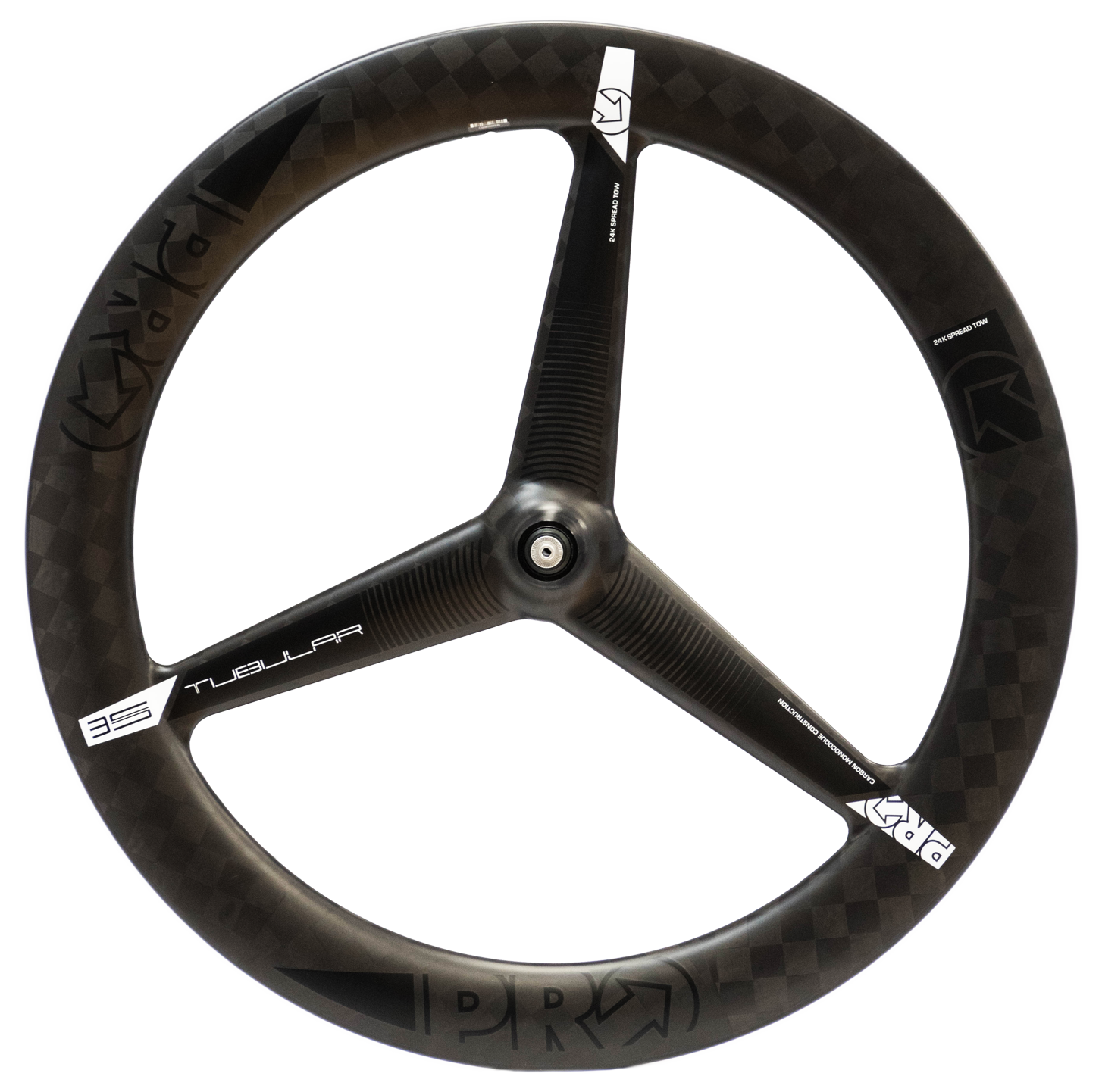 Shimano Pro 3 Spoke Front Track Wheel