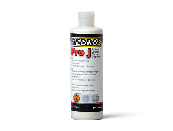 Pedros PRO J Professional Strength Citrus Degreaser 475ml - Racer Sportif