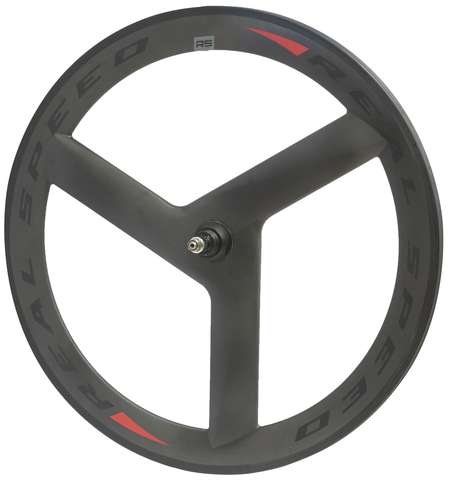 Real Speed RS-3 Tri Spoke Front Track Wheel - Racer Sportif