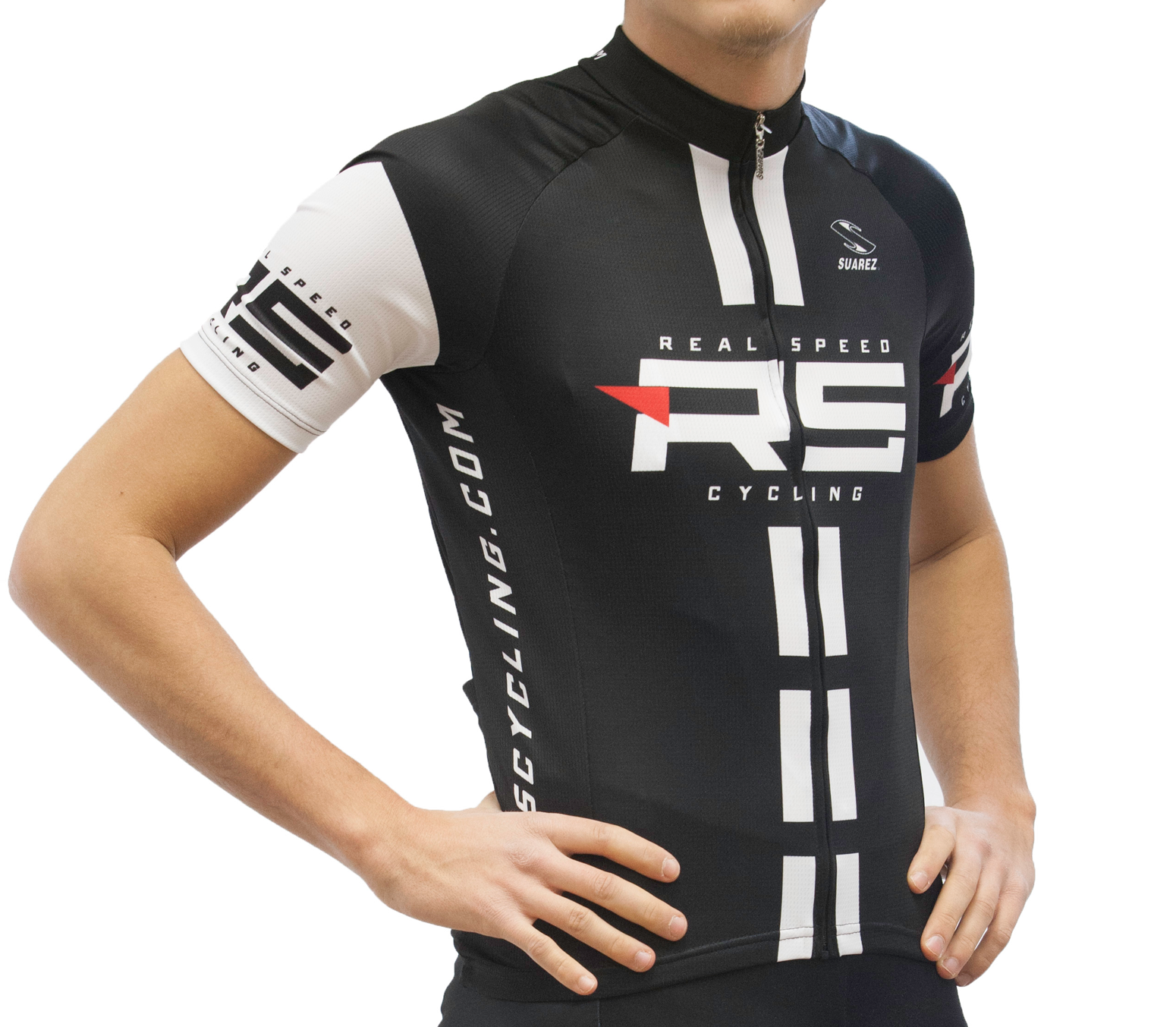 Real Speed Cycling Jersey - Racer Sportif