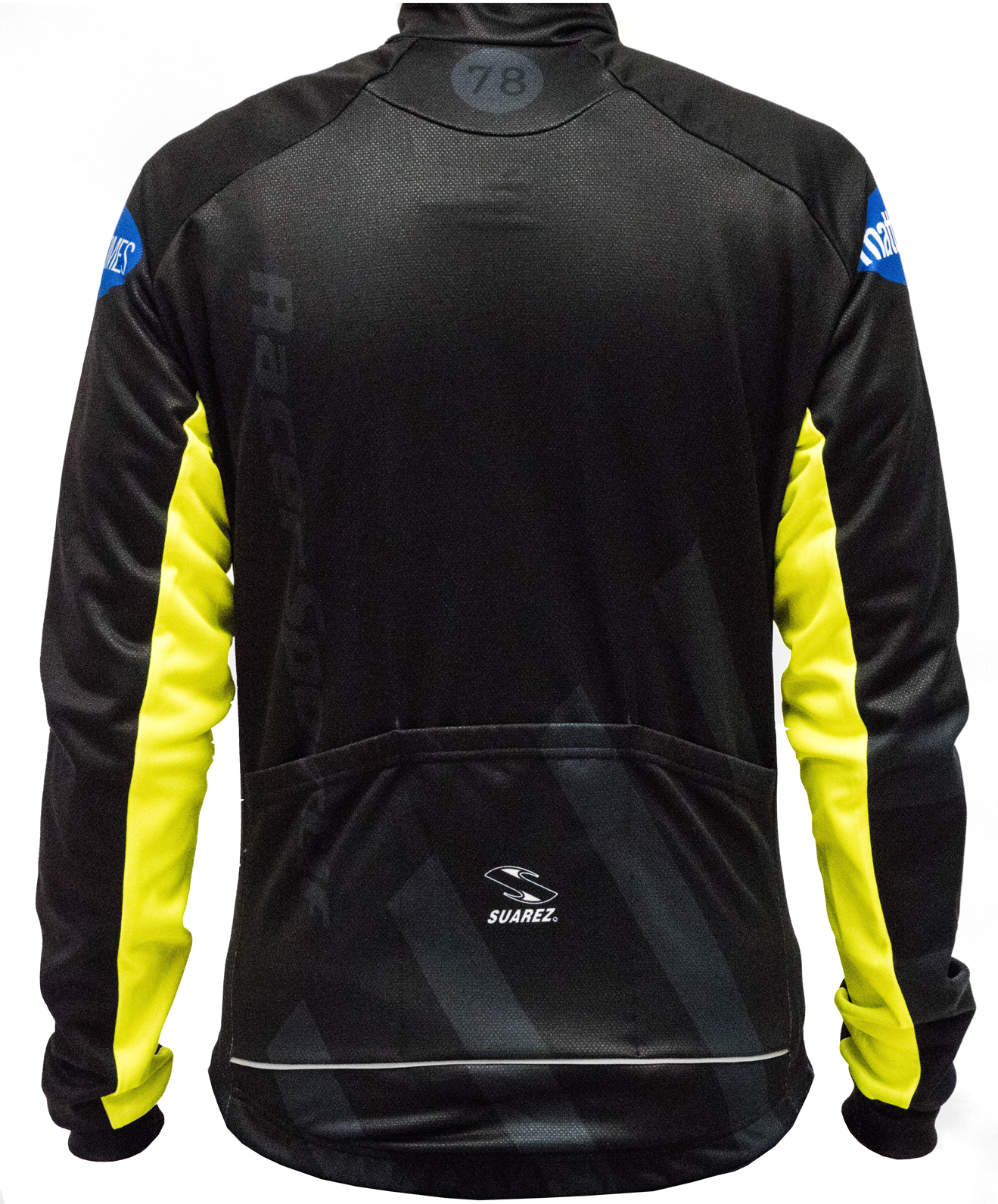 Racer Sportif Club Winter Jacket - Racer Sportif