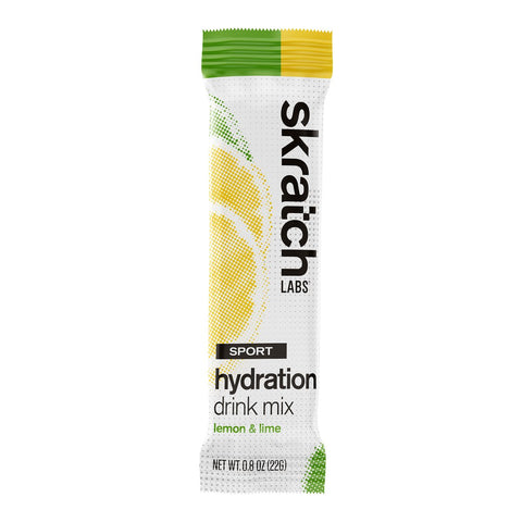 Skratch Labs Sport Hydration Mix, Lemon & Lime, 22g