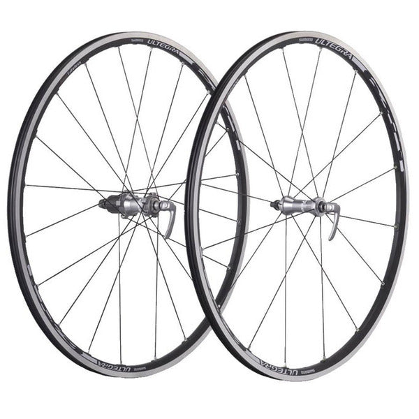 Shimano Ultegra 6700 Clincher Rim Brake Wheel Set - Racer Sportif