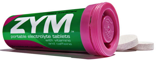 ZYM Sport Drink Tablets With Caffeine - Berry - Racer Sportif