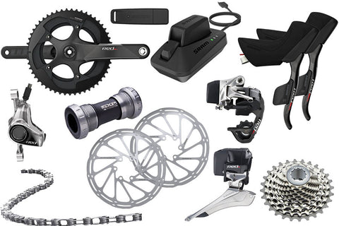 SRAM Red eTap Hydraulic Disc Groupset