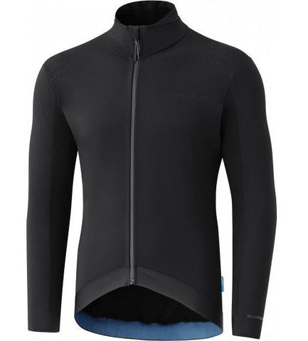 Shimano S-Phyre Wind Resistant Jersey - Black