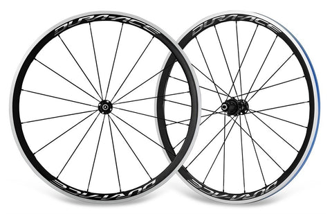 Shimano Dura Ace R9100 C40 Carbon Clincher Wheel Set Rim Brake