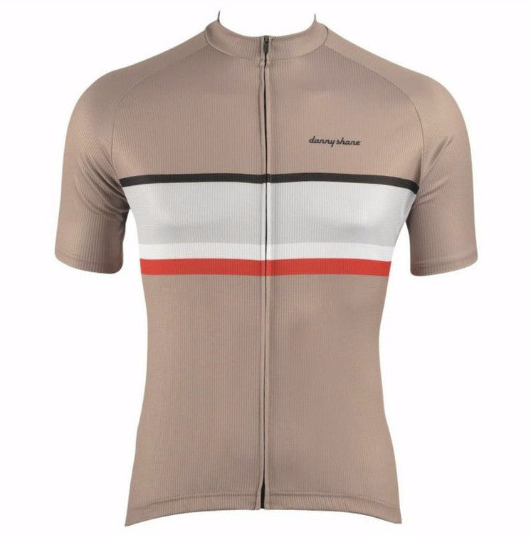 DannyShane Brownstone Cycling Jersey - Racer Sportif