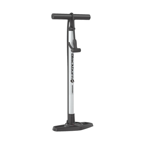 Blackburn Airtower 2 Floor Pump Silver