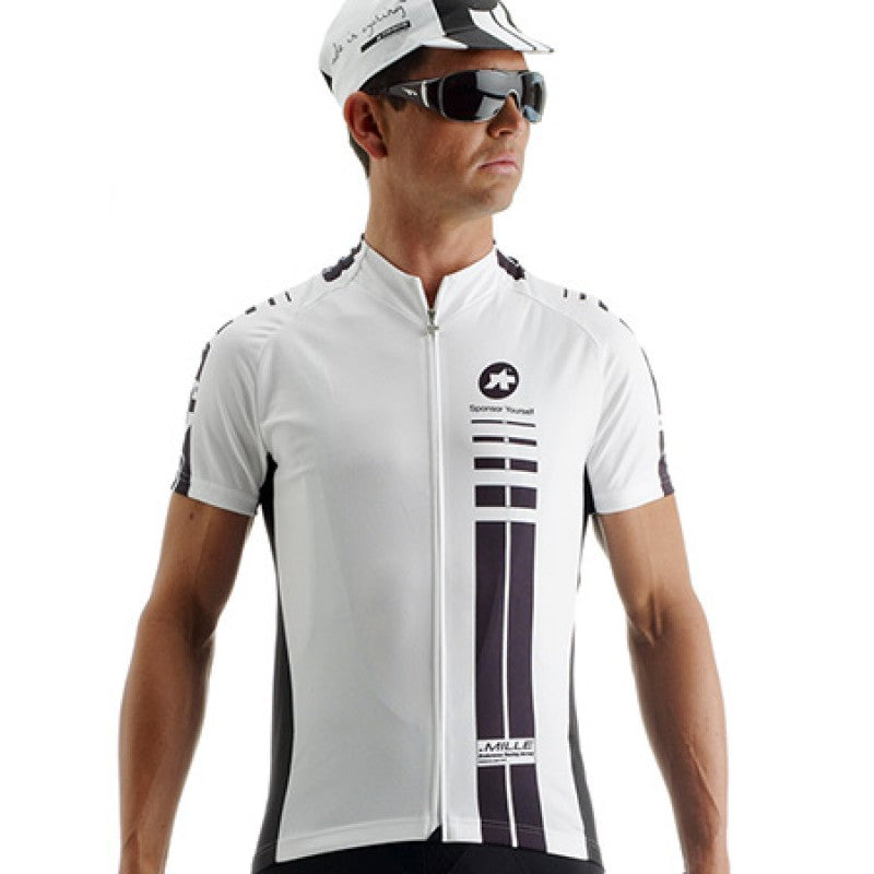 Assos SS.Mille Short Sleeve Jersey - White
