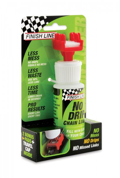 Finish Line No Drip Chain Lube Applicator - Racer Sportif