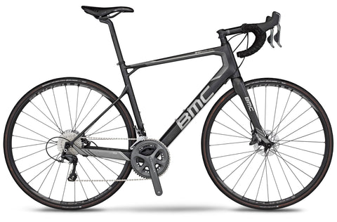 2015 BMC GF01 Ultegra Disc Road Bike - Racer Sportif