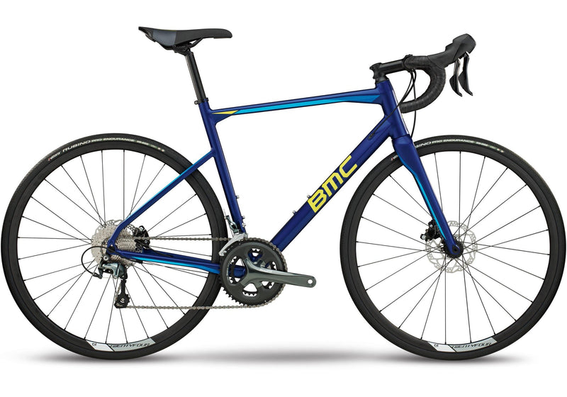 2018 BMC Roadmachine 03 Disc TWO - Tiagra Aluminium Road Bike - Dark Blue