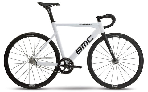 2018 BMC Trackmachine TR02  - Miche Track Bike - White