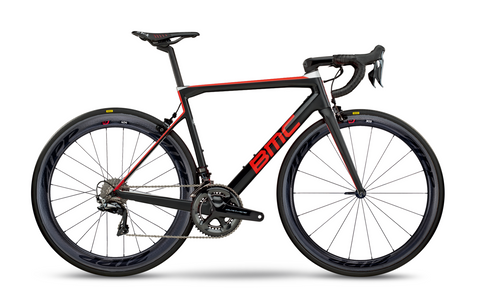 BMC SLR01 Carbon Red Dura Ace 9150