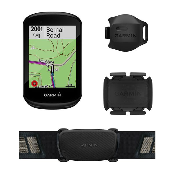 Garmin Edge 830 Cycling Computer Bundle