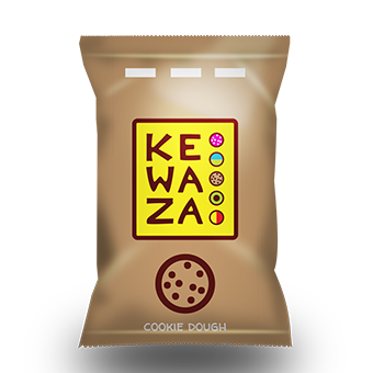 Kewaza Energy Balls - Cookie Dough