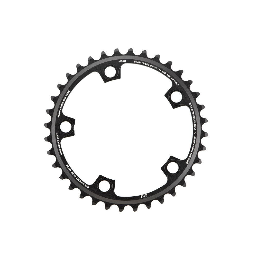 Sram Red 22 & Force 22 39T Chainring - 130 MM BCD