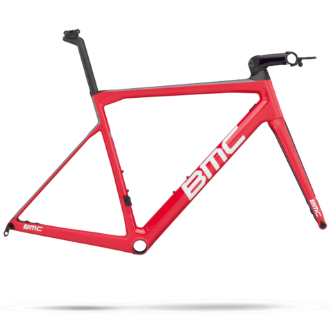2018 BMC Teammachine SLR02 Disc MODULE Frameset - Team Red