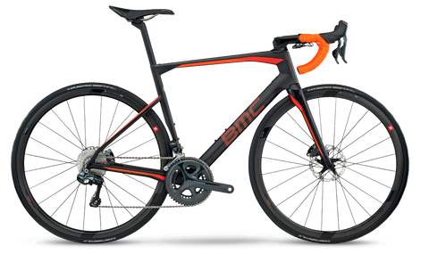 2017 BMC Roadmachine RM01 Ultegra Di2 Road Bike - Racer Sportif