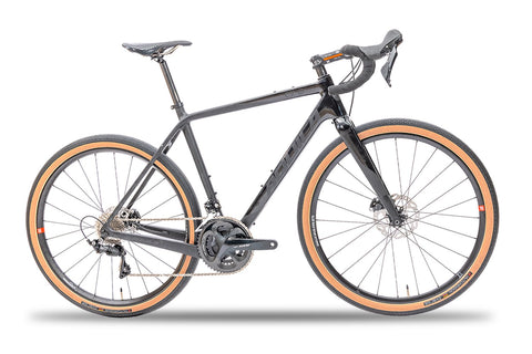 Aquila CX-G 105 R7020 2 x 11 Gravel Bike - Disc Brake