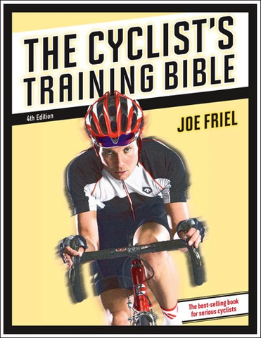 Velo Press The Cyclist's Training Bible 4th Edition Book - Racer Sportif