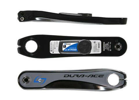 Stages Cycling Dura-Ace 9000 Power Meter - Racer Sportif