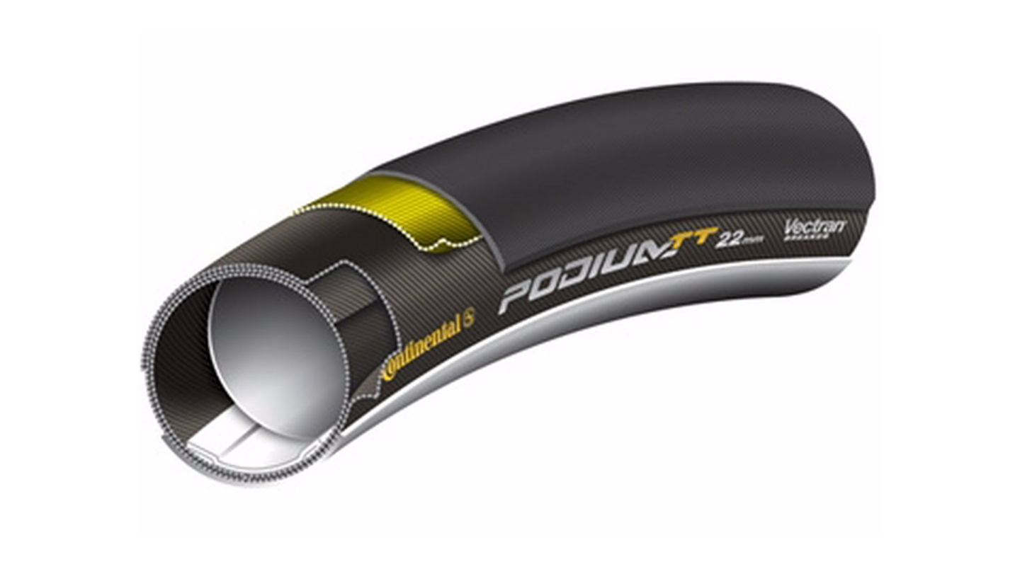 "Continental Podium TT 28"" x 19 mm Tubular Tire"