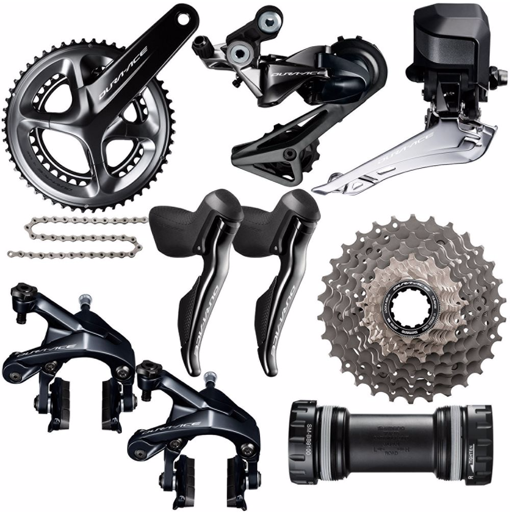 Shimano Dura-Ace R9150 Di2 11 Speed Groupset - Racer Sportif