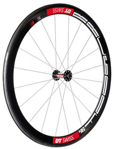 DT Swiss RRC 600F / 700R 46mm Carbon Clincher Wheelset - Racer Sportif