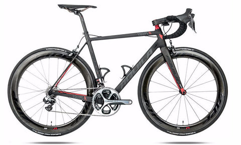2016 Aquila Equipe-R Shimano 11 Speed 9000 Road Bike - Racer Sportif