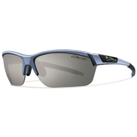 Smith Optics Approach Matte Graphite. Lens Tint: Polarized Platinum, Ignitor, Clear