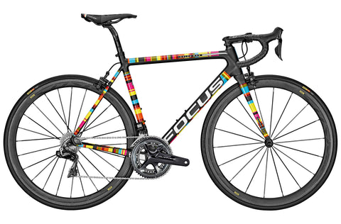 2018 Focus Izalco Max - Shimano Dura Ace 11 Speed Di2 Road Bike