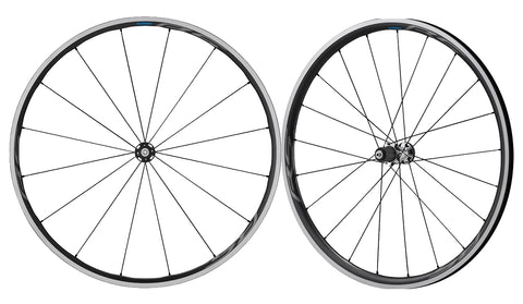 Shimano Ultegra RS700 C30 Carbon Tubeless Wheel Set Rim Brake - Racer Sportif