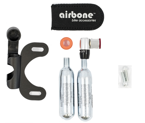 Airbone Co2 Cartridge Pump top shot