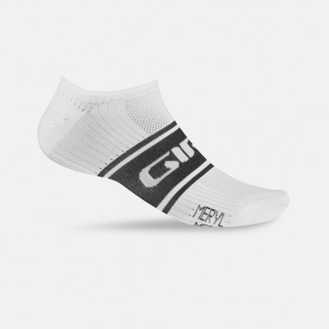 Giro Classic Racer Sock Low White & Black Clean