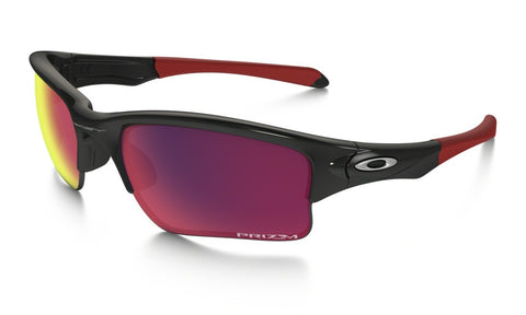 Oakley Quarter Jacket Polished Black w/prizm
