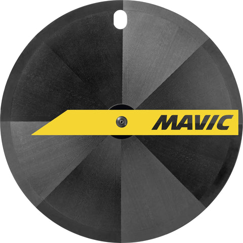 Mavic Comete Track Disc Wheel - Rear - Racer Sportif