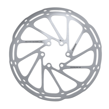 Sram Centerline Rounded 6 Bolt Disc Brake Rotor, 140mm
