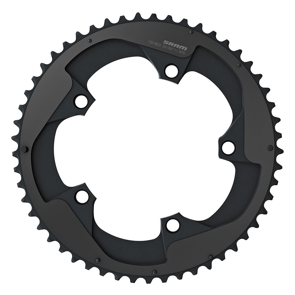 Sram Red B2 53T Chainring - 130 MM BCD