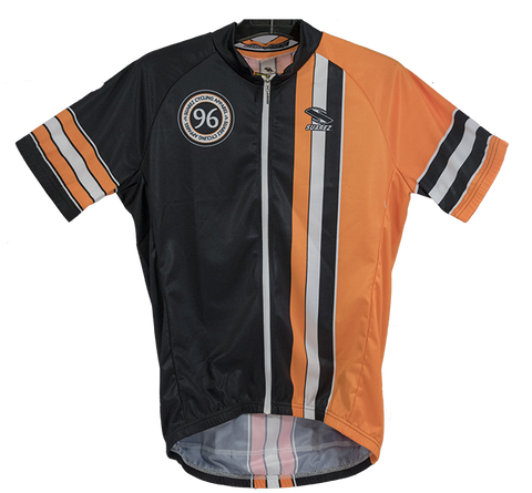Suarez Men's Fundamental Orange Jersey - Racer Sportif