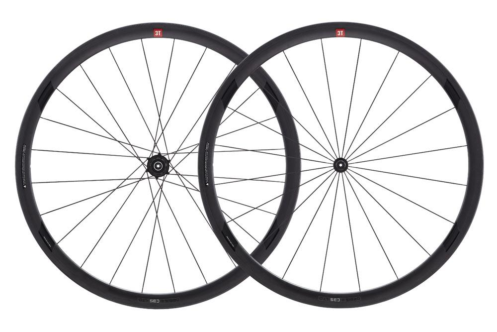 3T Orbis II C35 LTD Carbon Clincher Wheelset