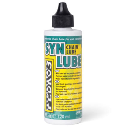 Pedros Syn Lube Chain Lube 120ml - Racer Sportif
