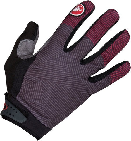 Castelli SC Full Finger Team Glove